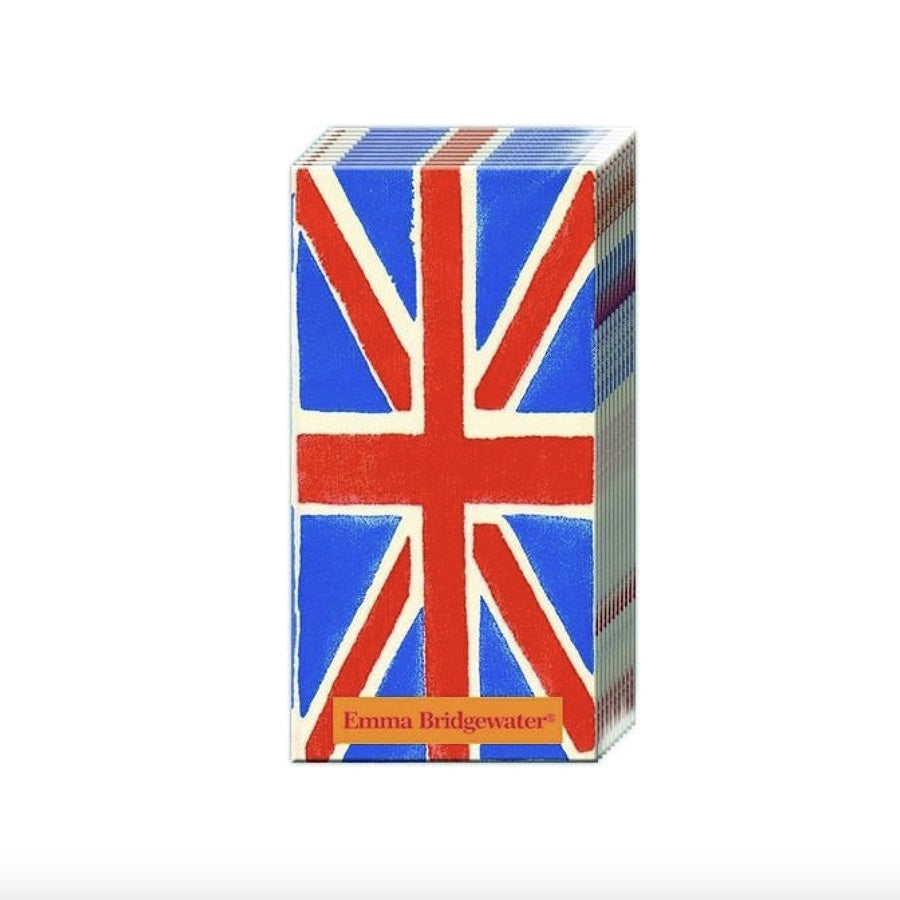 Emma Bridgewater Union Jack Pocket Tissues, JLB-J L Bradshaws, Putti Fine Furnishings