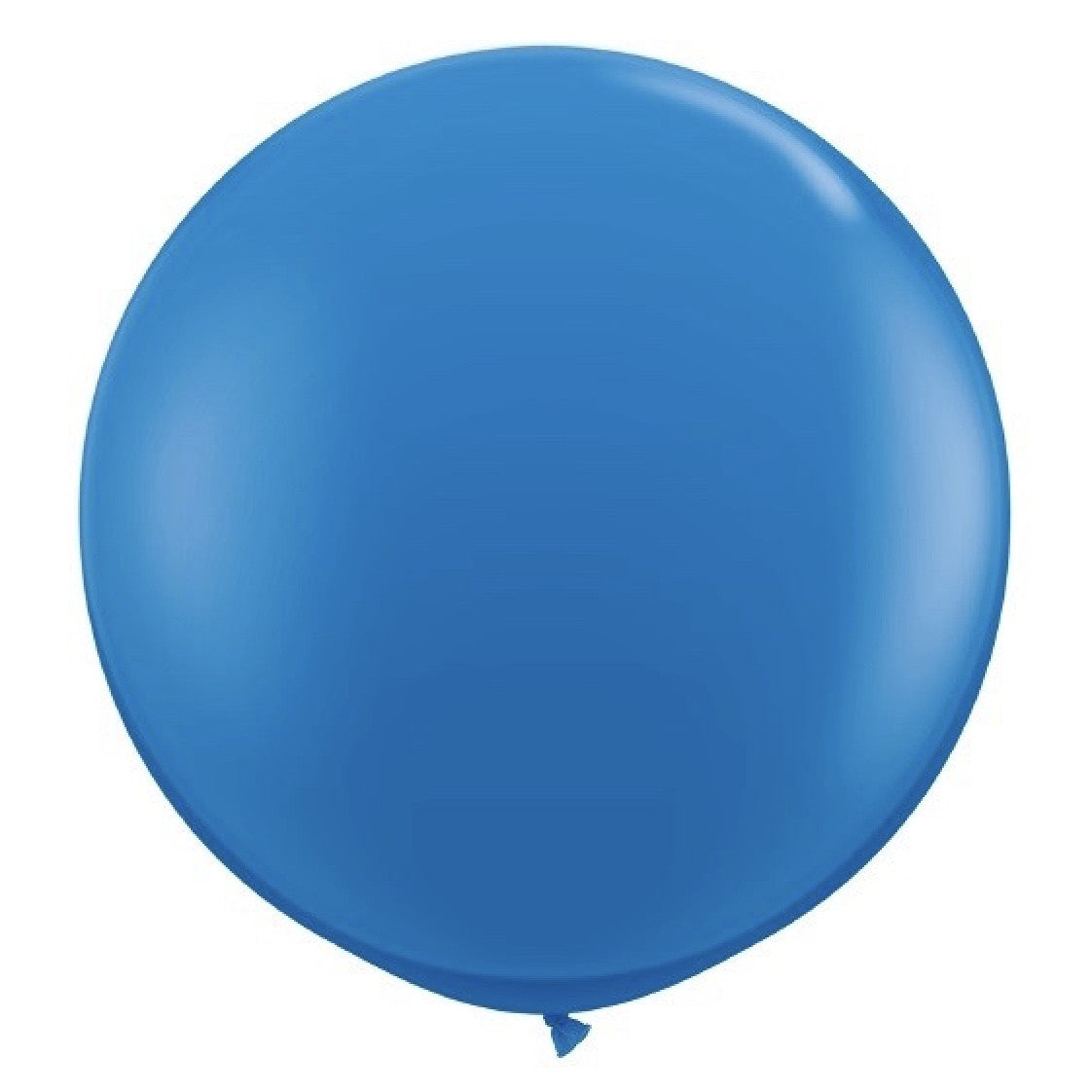 "Giant Round Balloon 36"" - Blue, SE-Surprize Enterprize, Putti Fine Furnishings"
