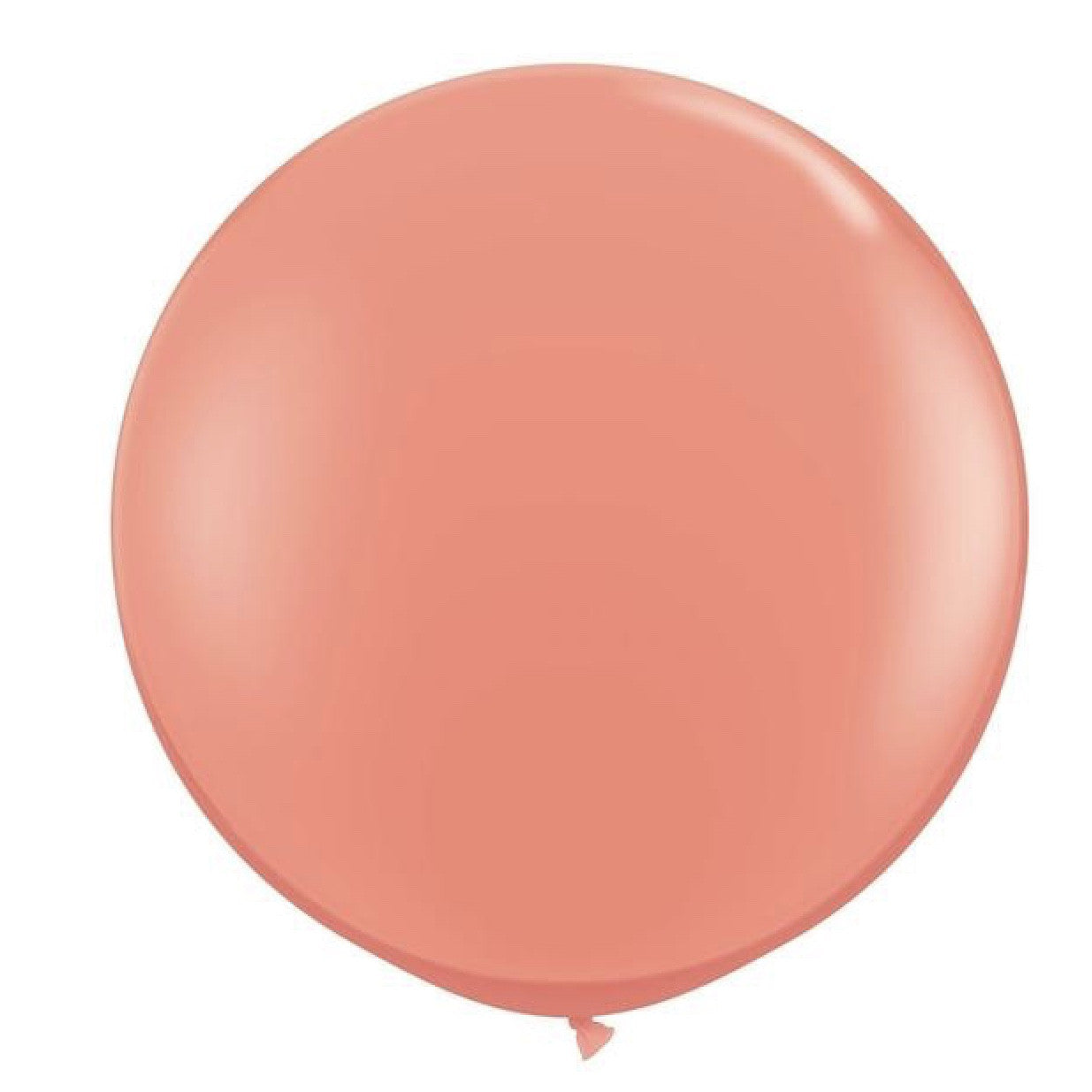 "Giant Round Balloon 36""- Coral, SE-Surprize Enterprize, Putti Fine Furnishings"