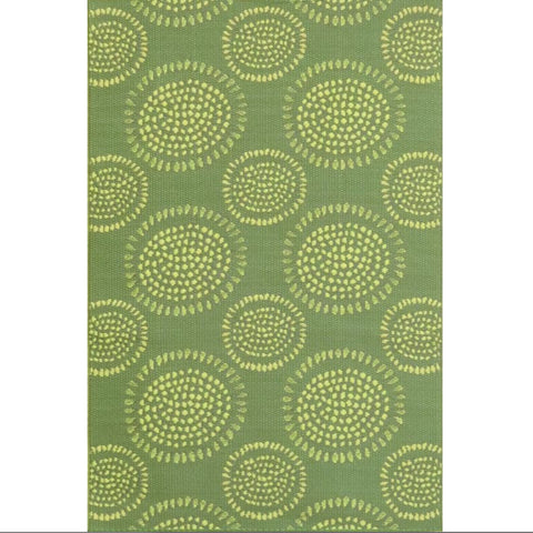Mad Mats Outdoor Carpet - Molly-Carpets and Rugs-MMAT-Mad Mats-4' x 6'-Grey Yellow-Putti Fine Furnishings