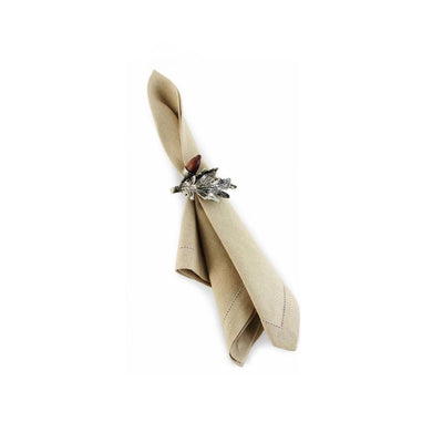 Acorn Napkin Rings, MP-Mud Pie, Putti Fine Furnishings