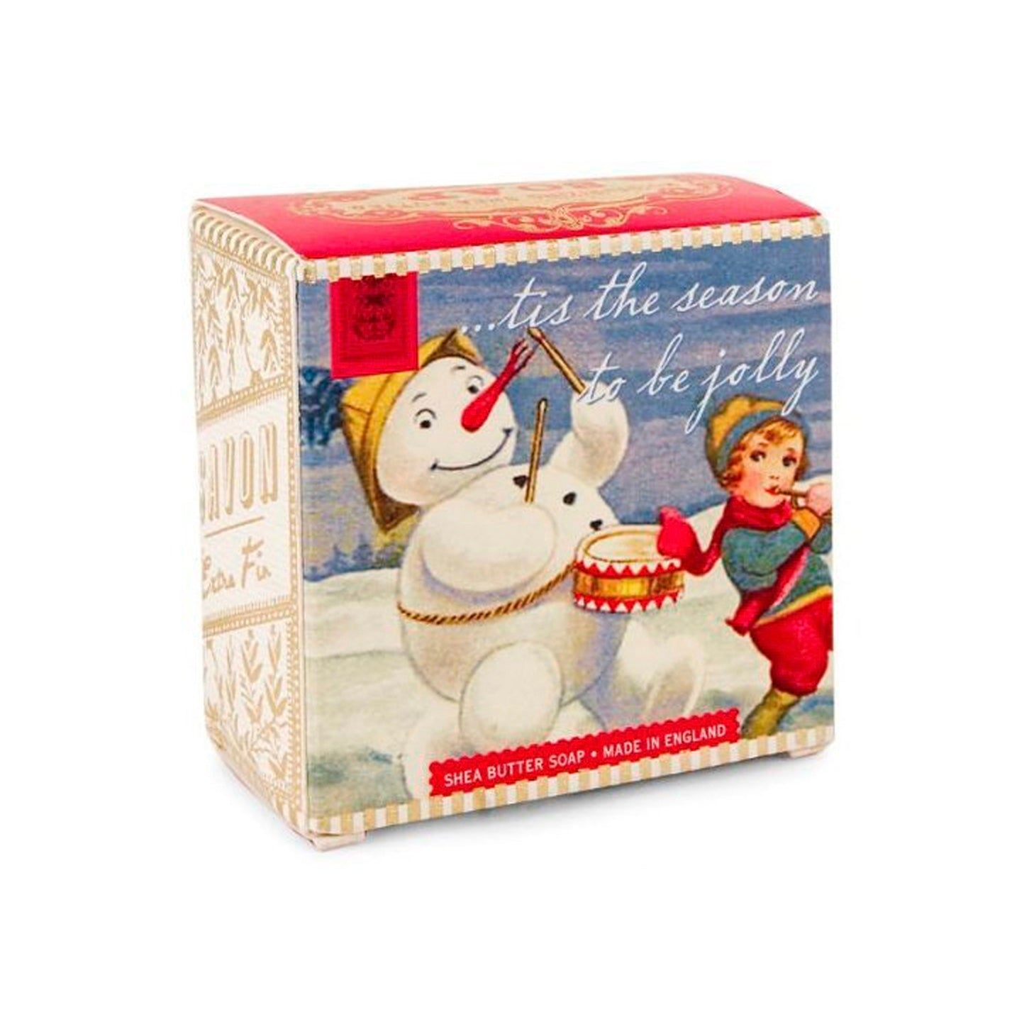 Holiday Soap - Snowman, MDW-Michelle Design Works - David Youngston, Putti Fine Furnishings