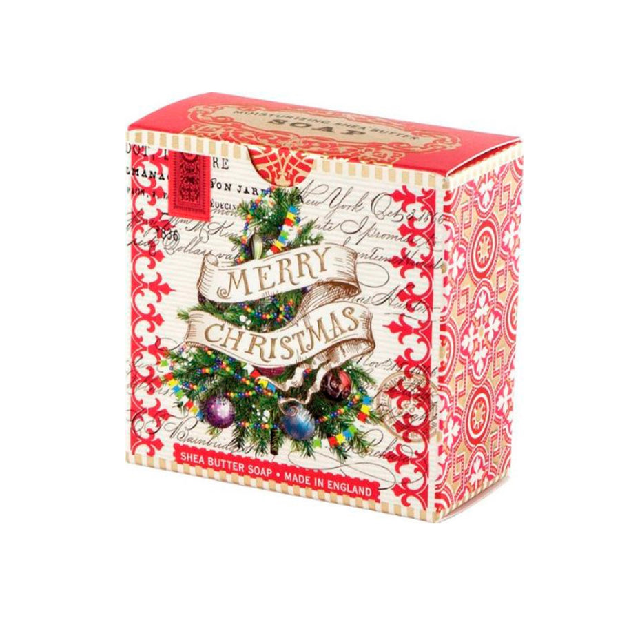 Little Holiday Soap - White Christmas