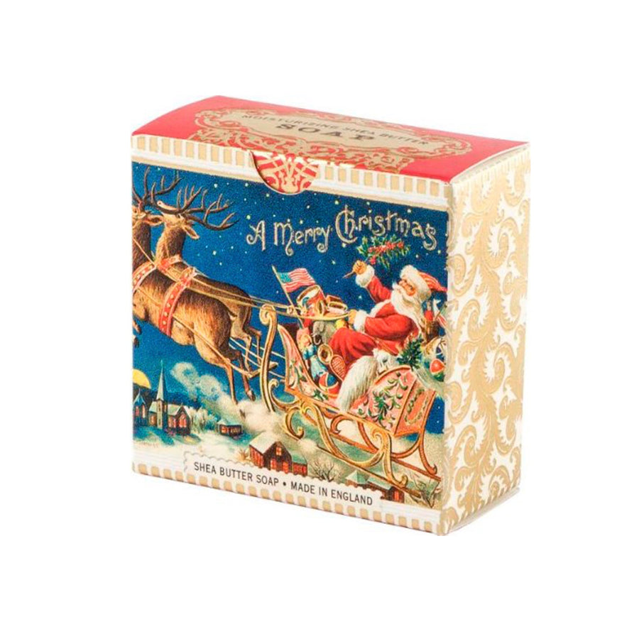 Holiday Soap - Santa's Sliegh