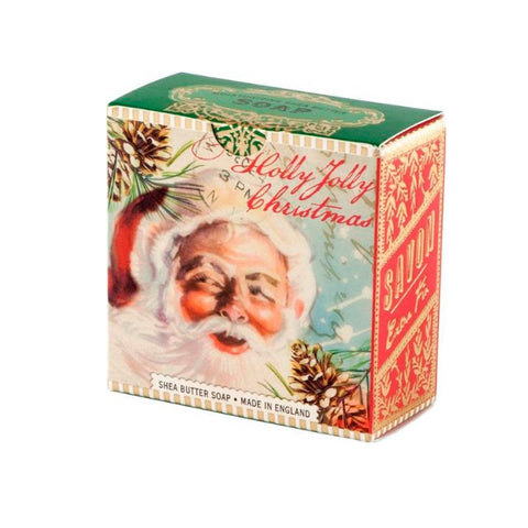 Little Holiday Soap - Holly Jolly