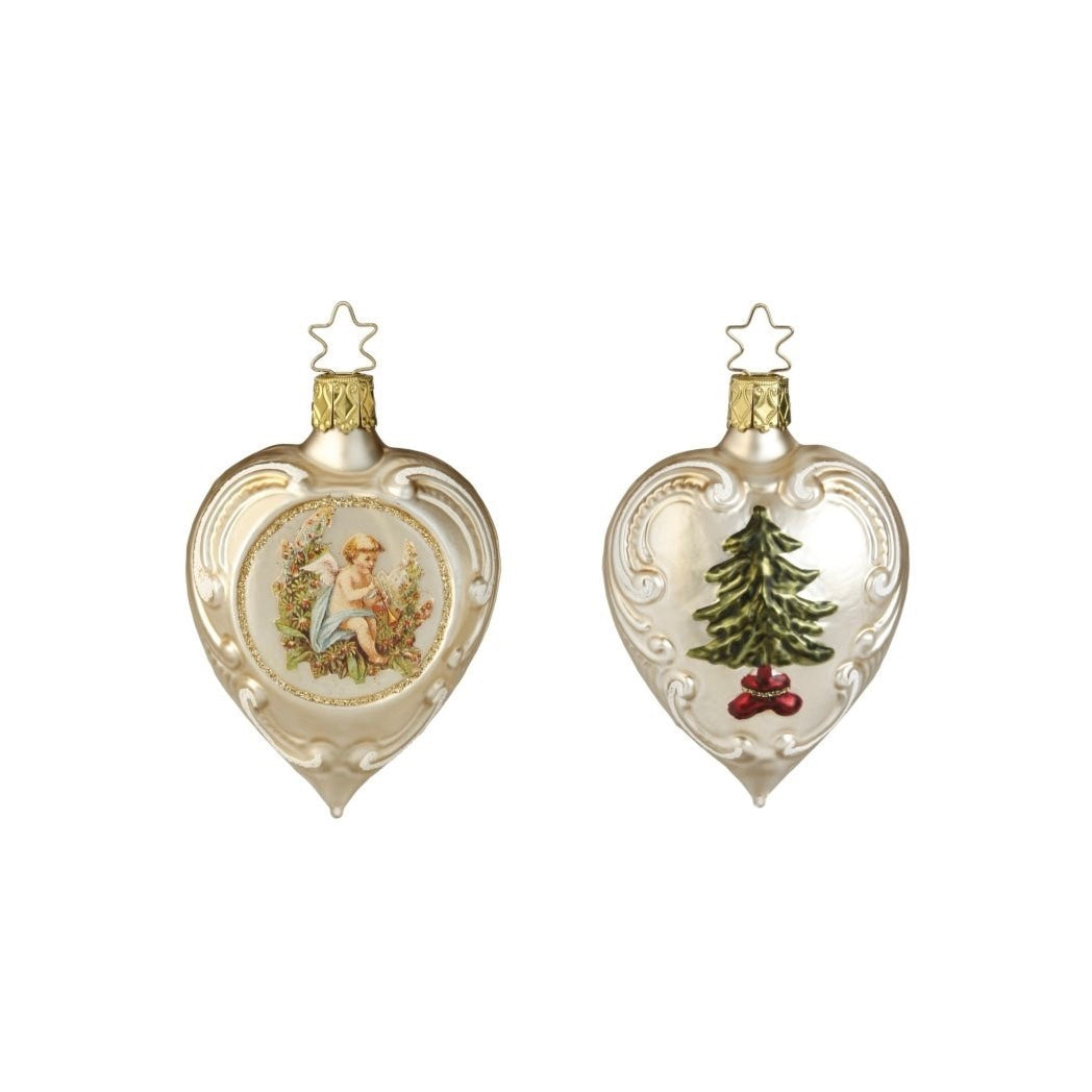 "Inge Glass ""Vintage Holiday"" Ornament, IG-Inge Glass - OCD, Putti Fine Furnishings"