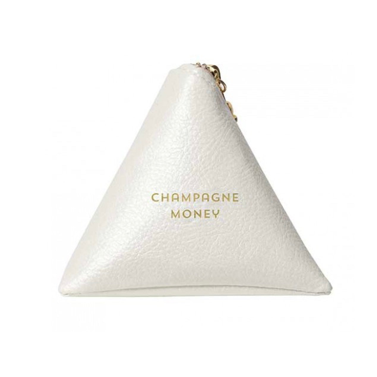 """Champagne Money"" Change Purse, CRG-CR Gibson, Putti Fine Furnishings"