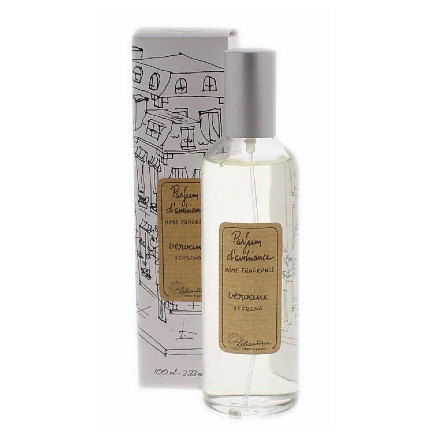 Lothantique Room Spray - Verbena