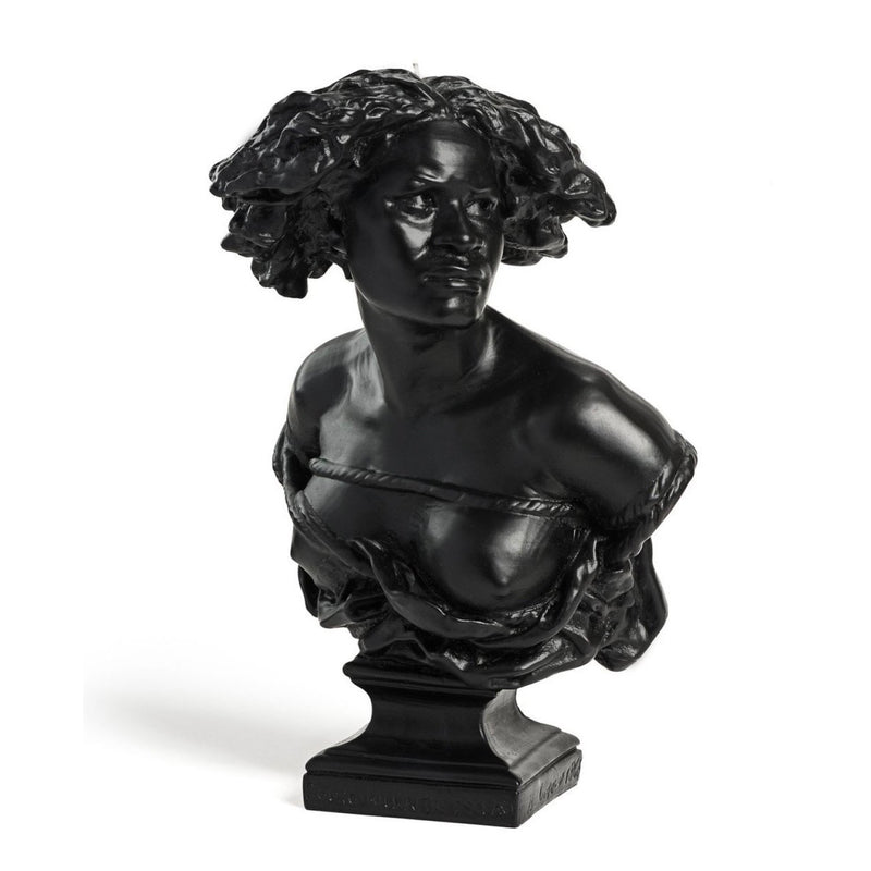 Cire Trudon L' Esclave Wax Bust-Home Fragrance-CT-Cire Trudon-L' Esclave Ivory-Putti Fine Furnishings