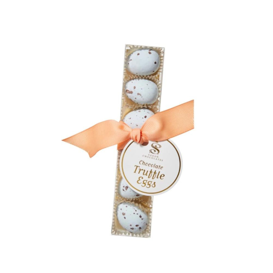 Blue Robin's Egg Truffle Box
