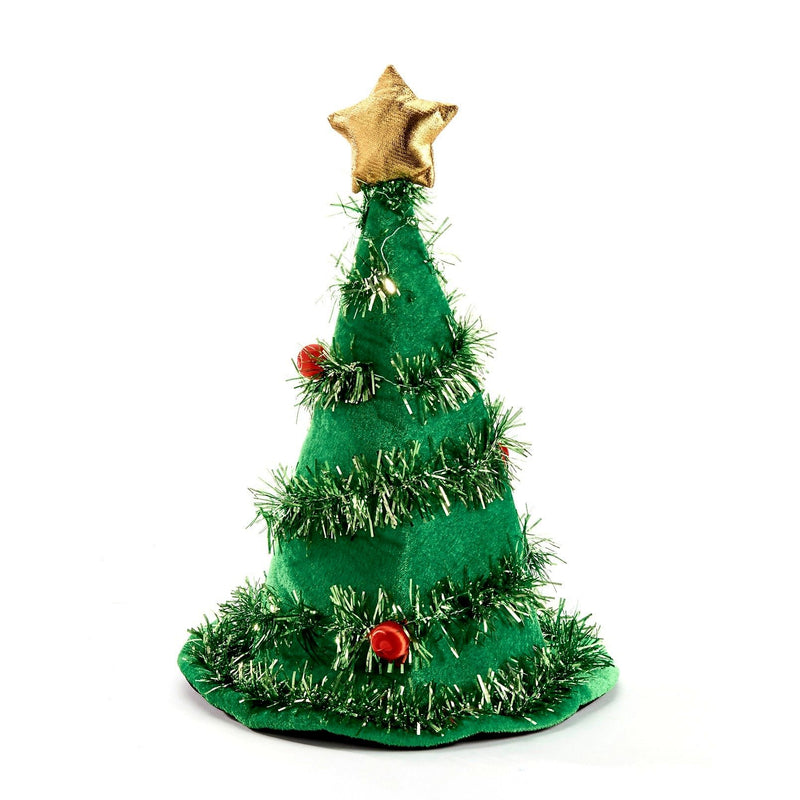 Christmas Tree Novelty Party Hat | Le Petite Putti