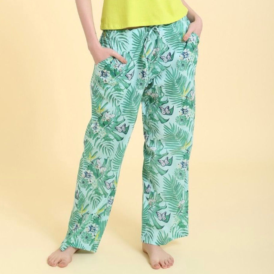 """Tropical Breeze"" Pyjama Pant in Bag 