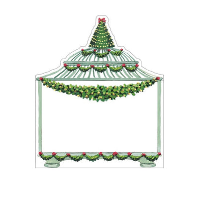 Caspari Birdcage Die Cut Place Card | Putti Celebrations Canada