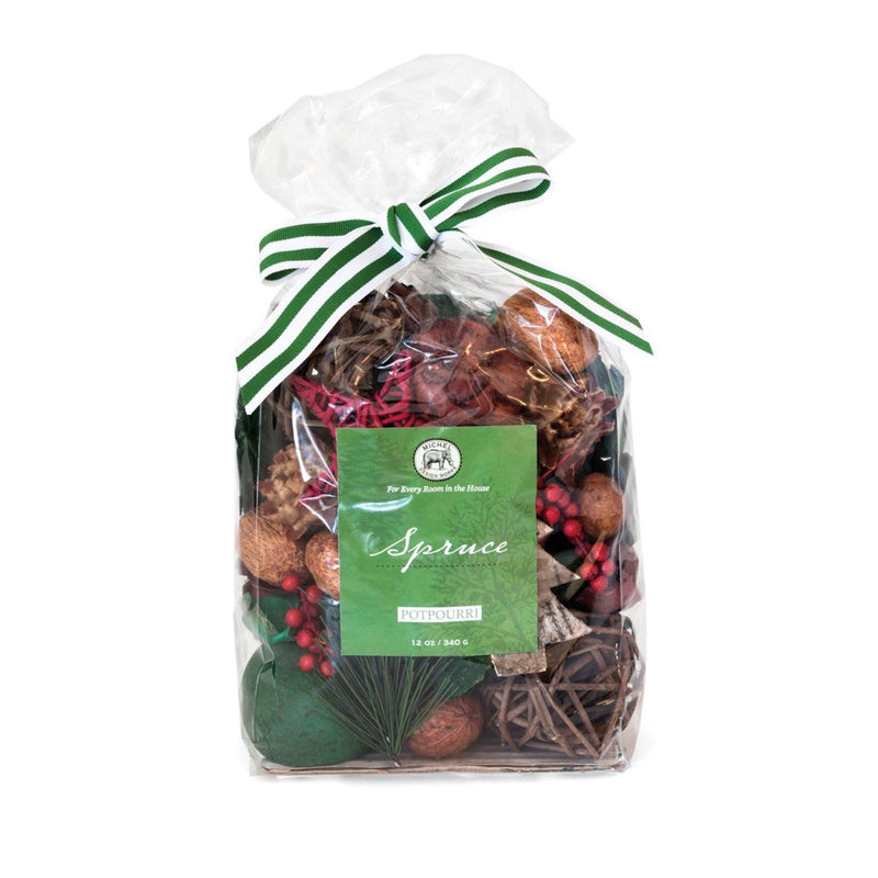 Michel Design Works Spruce Home Fragrance Potpourri | Putti Christmas