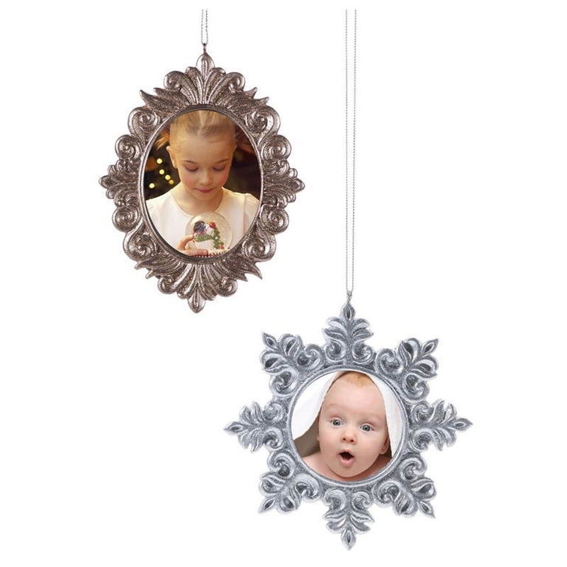 Photo Frame Christmas Ornaments | Putti Christmas Canada