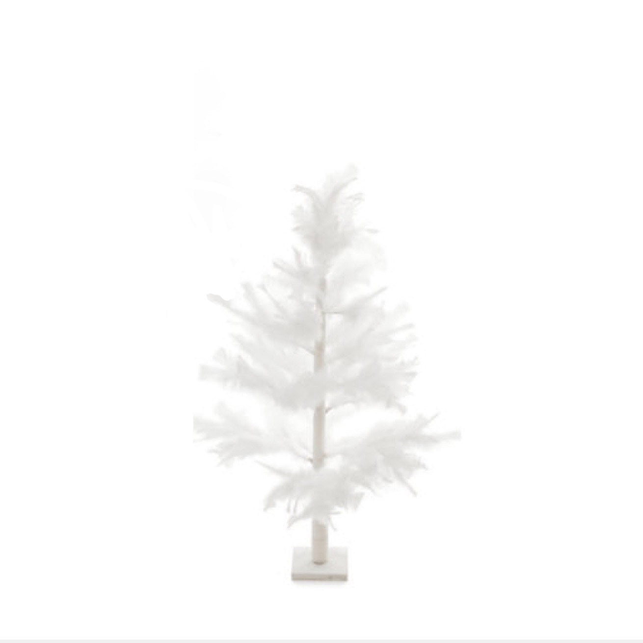 White Feather Tree - 40""