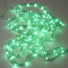 LED Ribbon Lights - Green Christmas Decorations - V & L - Putti Fine Furnishings Toronto Canada