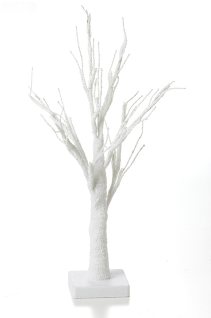 White LED Tree, V & L, Putti Fine Furnishings