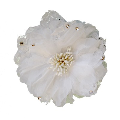 Miss Rose Sister Violet Fairy Flower Pin, MRSV-Miss Rose Sister Violet, Putti Fine Furnishings