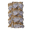 Miss Rose Sister Violet Velvet Rose Trim Lilac, MRSV-Miss Rose Sister Violet, Putti Fine Furnishings