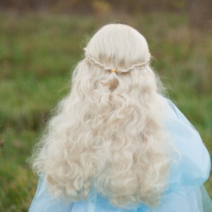 Princess Wig - Blonde