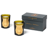 Cire Trudon Madeleine & Odalisque Iconic Duet Mini Candle Set -  Home Fragrance - Cire Trudon - Putti Fine Furnishings Toronto Canada