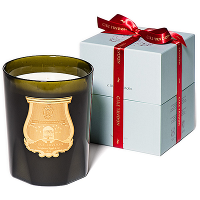 Cire Trudon Grande Candle - Ernesto -  Home Fragrance - Cire Trudon - Putti Fine Furnishings Toronto Canada - 6