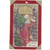 Victorian Santa Postcard Ornament - Rectangular