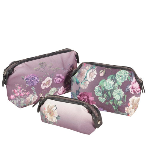 Designers Guild Alexandria Amethyst Wash Bag - Small