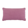 Floralisim Peonies Velvet Cushion 40cm x 22cm, B&C-Boho & Co, Putti Fine Furnishings