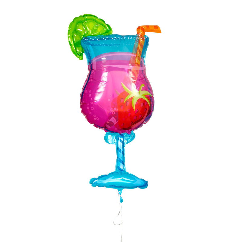 """Tropical Cooler"" Balloon"