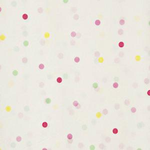 "Meri Meri ""Toot Sweet"" Spotty - Paper Tablecloth -  Party Supplies - Meri Meri UK - Putti Fine Furnishings Toronto Canada - 1"