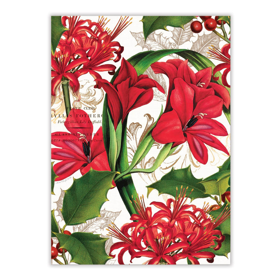 """Christmas Time"" Kitchen Towel"