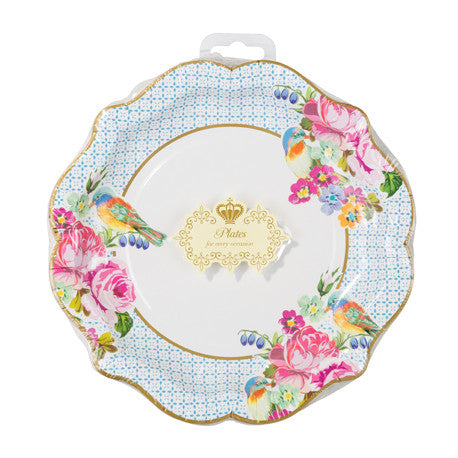 Truly Scrumptious Pretty Medium Plates -  Party Supplies - Talking Tables - Putti Fine Furnishings Toronto Canada - 3