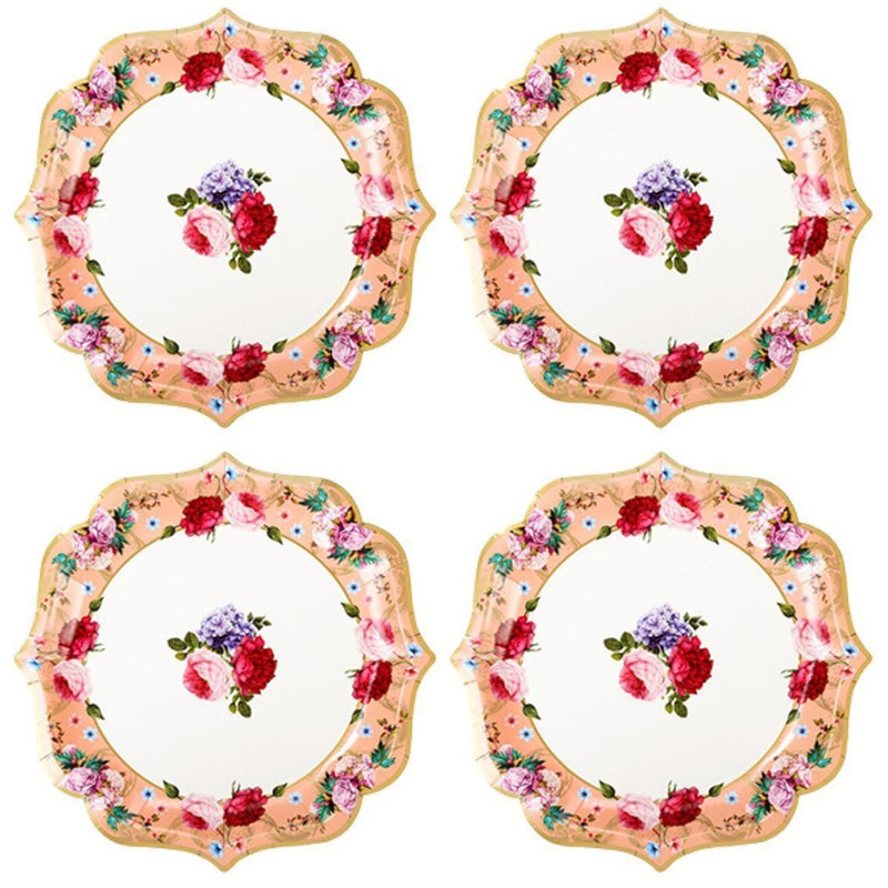 Truly Scrumptious Floral Serving Platters