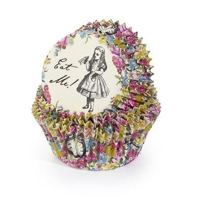 Talking Tables Truly Alice Cupcake Cases | Le Petite Putti