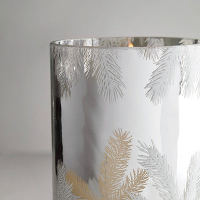 Thymes Frasier Fir Luminary Candle - Medium | Putti Fine Furnishings Canada