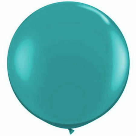 "Giant Round Balloon 36""- Tropical Teal, SE-Surprize Enterprize, Putti Fine Furnishings"
