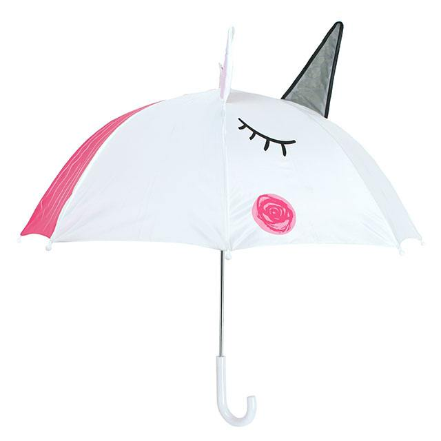 Child's Unicorn Umbrella