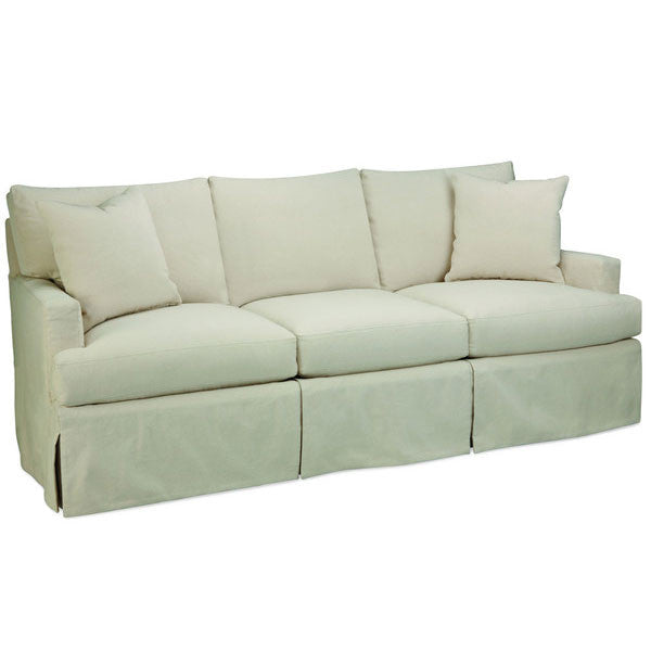 Lee Industries 3972-03 Slipcovered Sofa-Upholstery-Lee Industries-Grade D-Putti Fine Furnishings