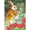 """Better Late Than Never"" - Card, EG-Estelle Gifts, Putti Fine Furnishings"