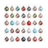 Set of 54 Multicolour Miniature Ornaments - Putti Christmas Canada