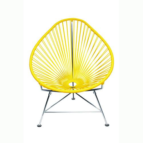 Acapulco Chair - Custom Color on Chrome Frame