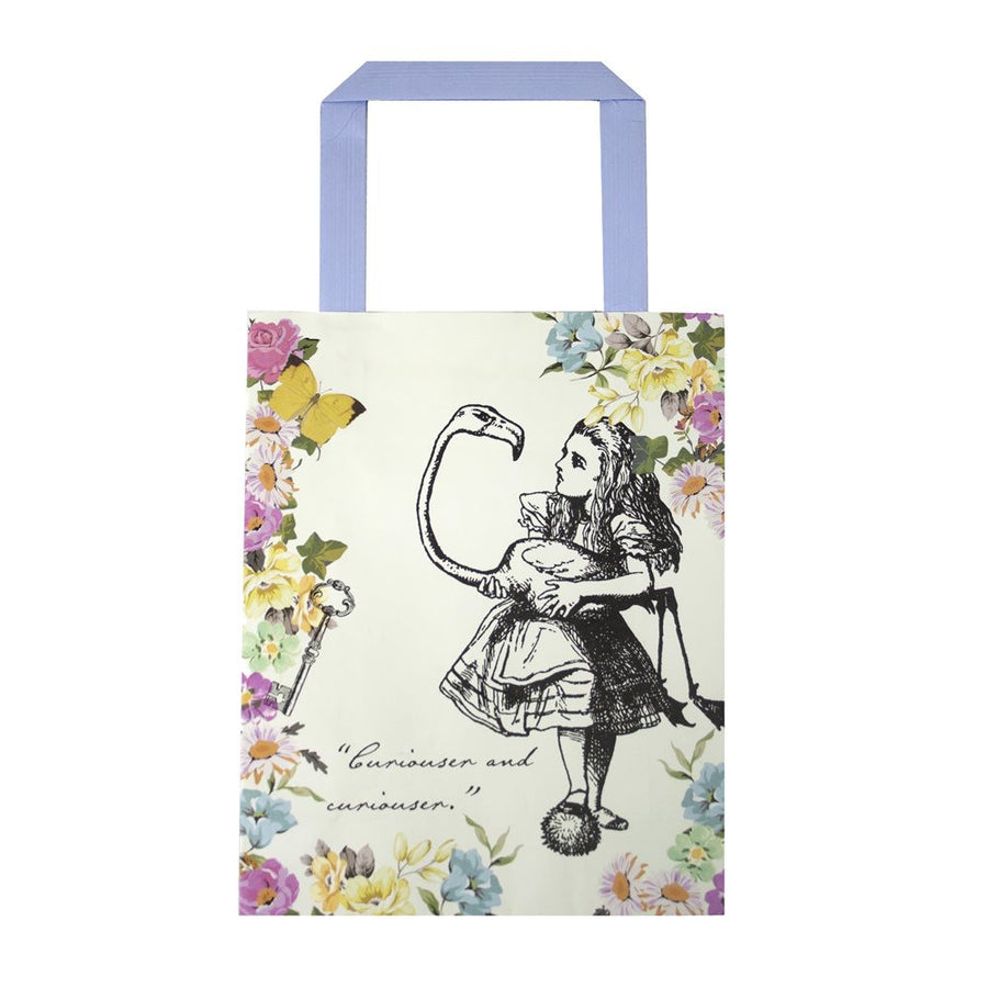 Truly Alice Paper Treat Bags