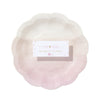 """We Heart Pink"" Paper Plates -  Party Supplies - Talking Tables - Putti Fine Furnishings Toronto Canada - 1"