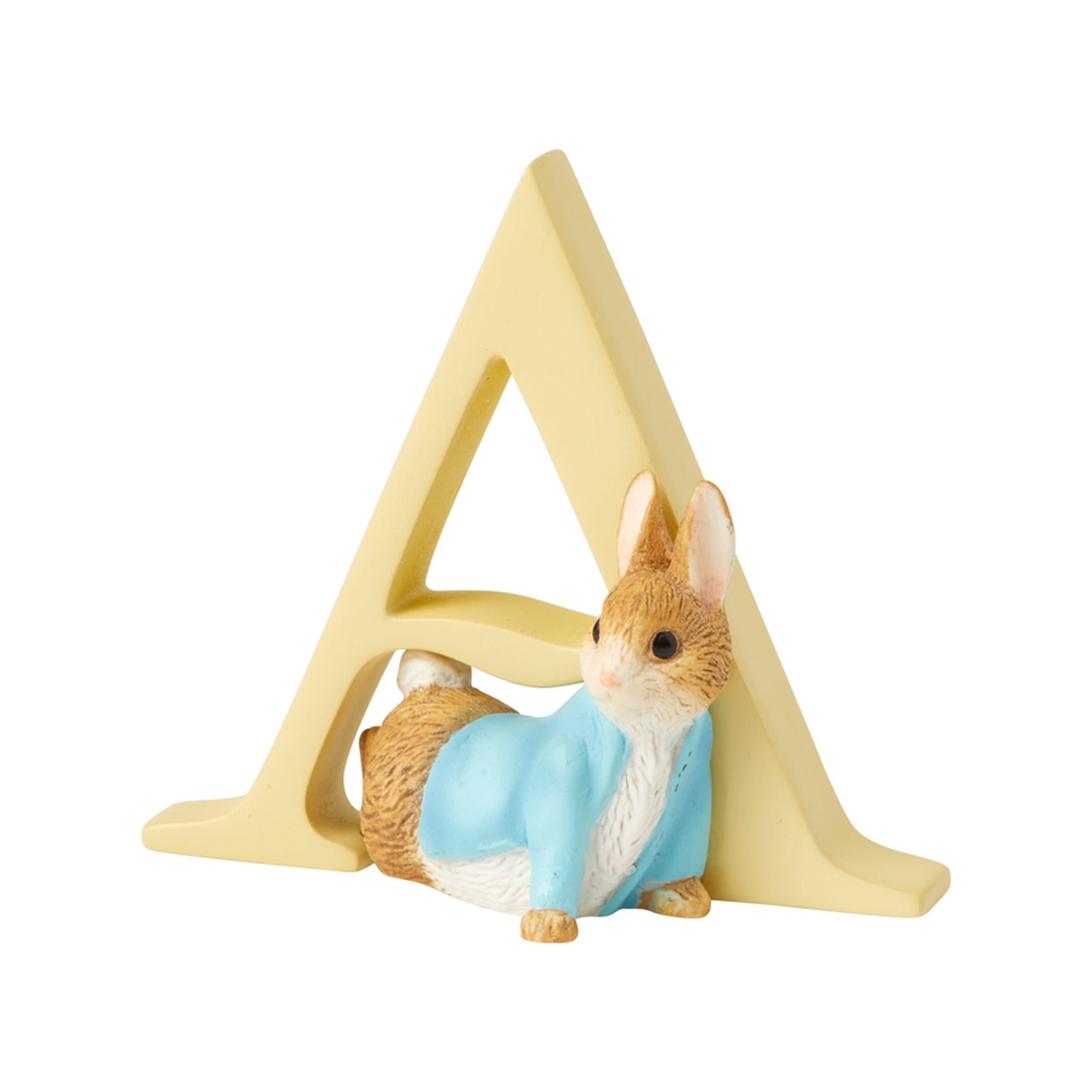 "Gund ""A"" Peter Rabbit Letter"