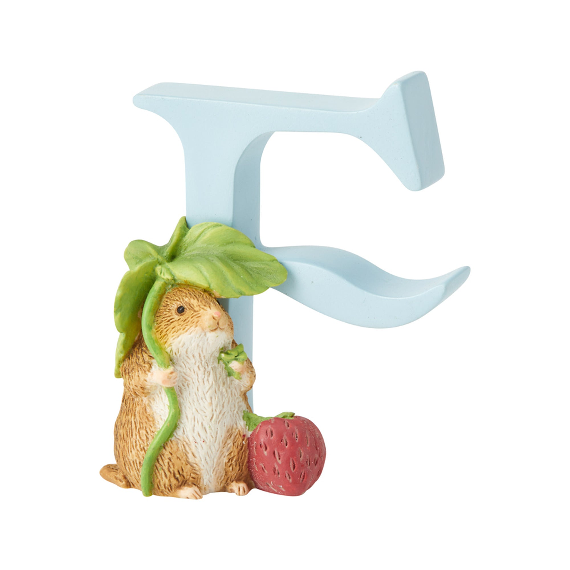 "Gund ""F"" Timmy Willie Alphabet Letter"