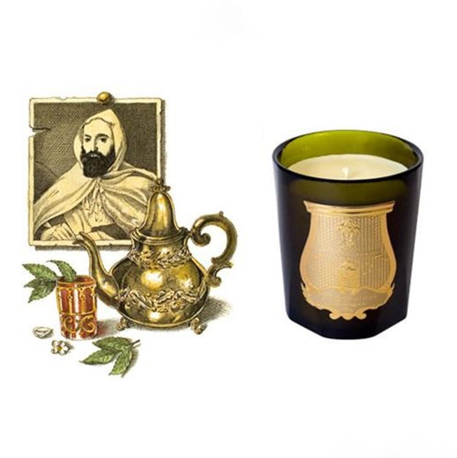Cire Trudon Candle - Abd El Kadir - Default Title Home Fragrance - Cire Trudon - Putti Fine Furnishings Toronto Canada - 1