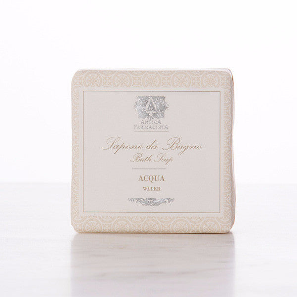 Antica Farmacista Aqua Bar Soap -  Bath Products - Antica Farmasista - Putti Fine Furnishings Toronto Canada - 1