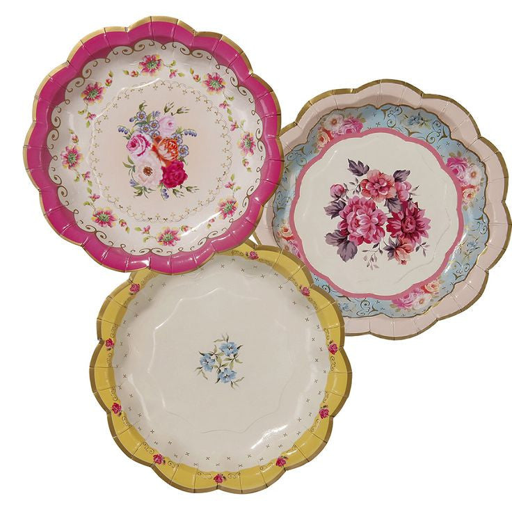 Truly Scrumptious Small Plates -  Party Supplies - Talking Tables - Putti Fine Furnishings Toronto Canada - 4